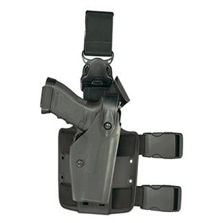 Safariland Quick Release Leg Strap SLS Tactical Thigh Holster Black