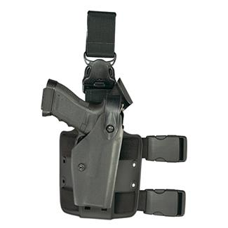Safariland Quick Release Leg Strap SLS Tactical Thigh Holster STX Tactical Black