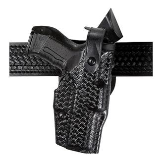 Safariland ALS/SLS Level III Retention Duty Holster Black Basket Weave