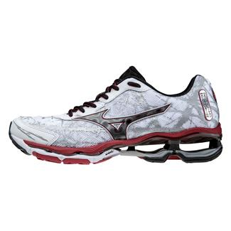 Mizuno Wave Creation 16 White / Black / Chinese Red