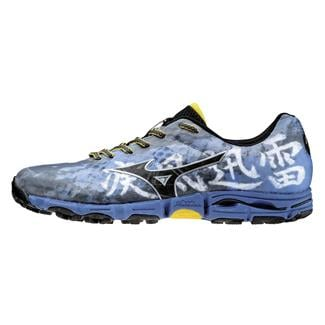 Mizuno Wave Hayate Turbulence / Black / Turkish Sea