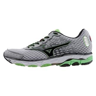 Mizuno Wave Inspire 11 Alloy / Black / Classic Green