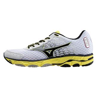 Mizuno Wave Inspire 11 White / Black / Bolt