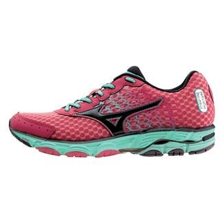 Mizuno Wave Inspire 11 Rouge Red / Black / Florida Keys