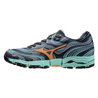 Mizuno Wave Kazan Turbulence / Orange Popsicle / Florida Keys
