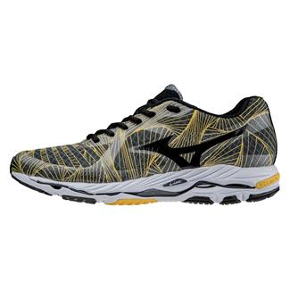 Mizuno Wave Paradox Turbulence / Black / Spectra Yellow