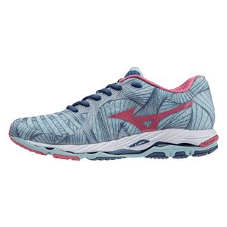 Mizuno Wave Paradox Porcelain Blue / Rouge Red / Dark Blue