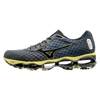 Mizuno Wave Prophecy 4 Turbulence / Black / Bolt
