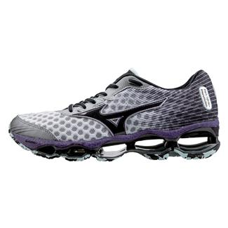 Mizuno Wave Prophecy 4 White / Black / Deep Lavender