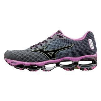 Mizuno Wave Prophecy 4 Turbulence / Black / Electric