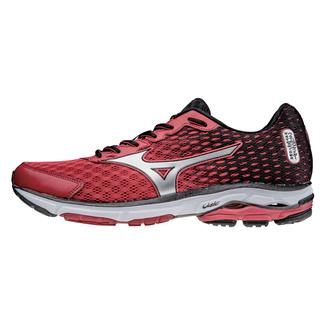 Mizuno Wave Rider 18 Chinese Red / Silver / Black