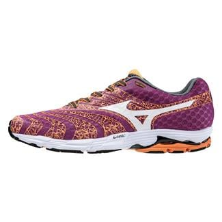 Mizuno Wave Sayonara 2 Baton Rouge / White / Orange Popsicle