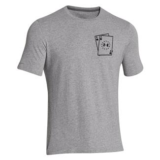 Under Armour Tactical Lady Ace T-Shirt True Gray Heather