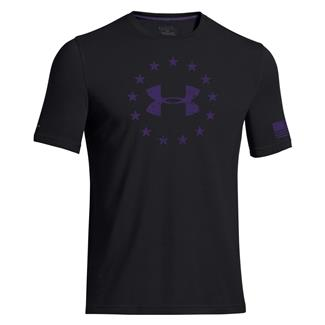 Under Armour Freedom T-Shirt Purpleheart