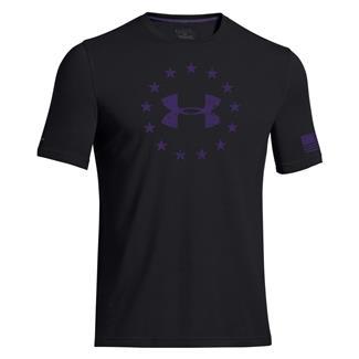 Under Armour Freedom T-Shirt Purpleheart