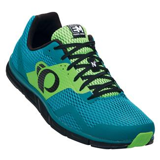 Pearl Izumi EM Road N 0 Harbor Blue / Green Flash