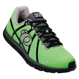 Pearl Izumi EM Road N1 v2 Green Flash / Black