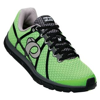 Pearl Izumi Road N1 v2 Green Flash / Black