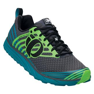 Pearl Izumi EM Trail N 1 Harbor Blue / Green Flash