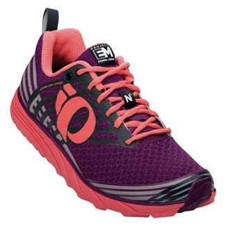 Pearl Izumi EM Trail N 1 Dark Purple / Living Coral
