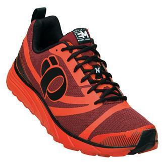 Pearl Izumi EM Trail N 2 Mandarin Red / Black