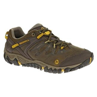 Merrell AllOut Blaze Black Slate / Yellow