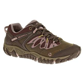 Merrell AllOut Blaze Black Slate / Blush