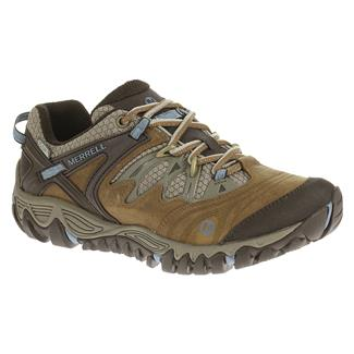 Merrell All Out Blaze Brown Sugar / Blue Heaven