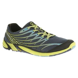 Merrell Bare Access 4 Tahoe Blue / Sunny Yellow