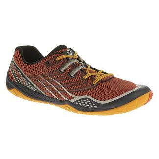 Merrell Trail Glove 3 Spicy Orange / Navy