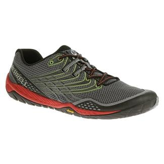 Merrell Trail Glove 3 Gray / Red