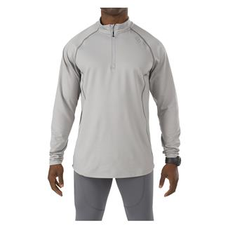 5.11 Long Sleeve Sub-Z Quarter Zip Shirt Steam