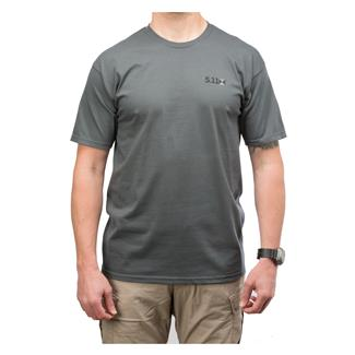 5.11 Scope Photo T-Shirt Charcoal