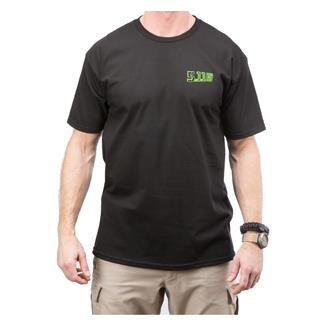 5.11 Digital Buck T-Shirt Black