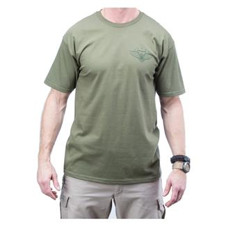 5.11 Earn Your Wings T-Shirt OD Green