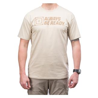 5.11 ABR 2.0 T-Shirt Tan
