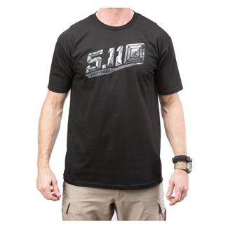 5.11 Stealth T-Shirt Black