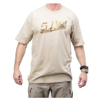 5.11 Stealth T-Shirt Tan