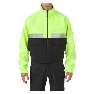 5.11 Bike Patrol Jacket High Vis Yellow