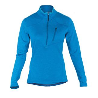 5.11 Long Sleeve Glacier Half Zip Shirt Atlantis