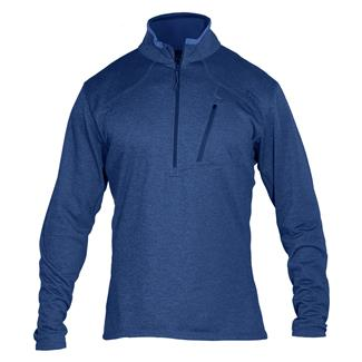 5.11 Long Sleeve RECON Half Zip Shirt Nautical