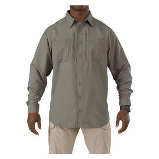 5.11 Traverse Shirts Sage Green