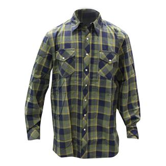 5.11 Long Sleeve Covert Flannel Shirt Captain