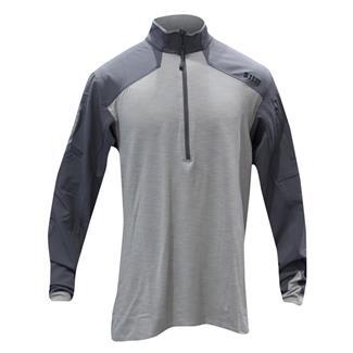 5.11 Rapid Response Quarter Zip Shirt Storm