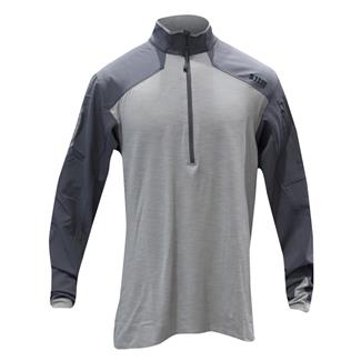 5.11 Rapid Response Quarter Zip Shirt Storm