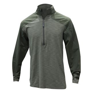 5.11 Rapid Response Quarter Zip Shirt TDU Green