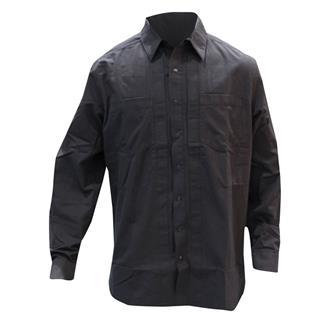 5.11 Long Sleeve Covert Herringbone Shirt Volcanic