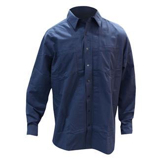 5.11 Long Sleeve Covert Herringbone Shirt Regatta