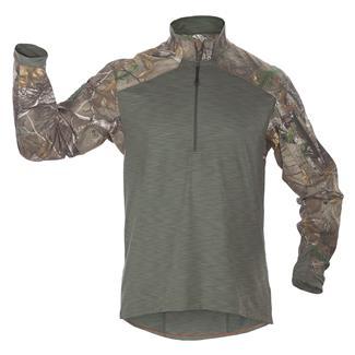 5.11 Rapid Response Quarter Zip Shirt Realtree Xtra