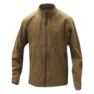 5.11 Sierra Softshell Jacket Battle Brown